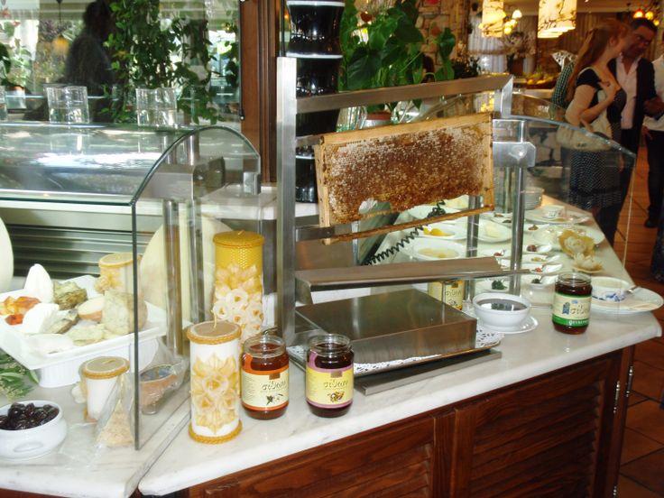 HALKIDIKI GASTRONOMY - Greek Breakfast @ Anthemus