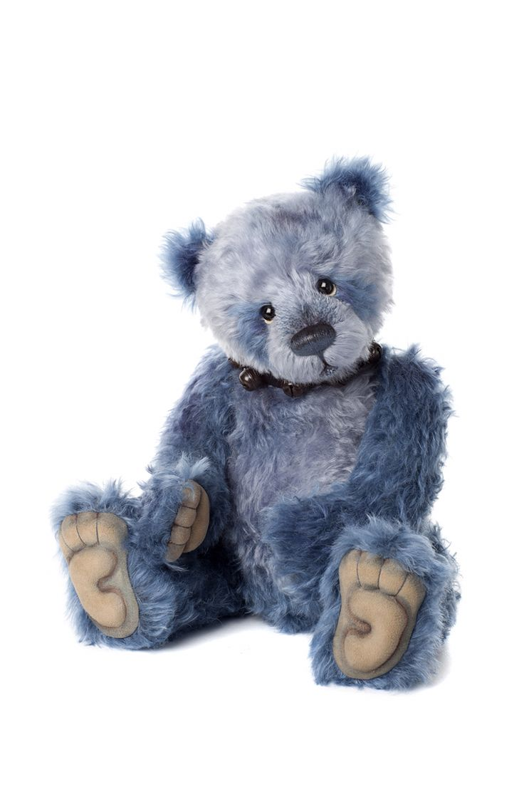 Wilson - Isobella Lea - Charlie Bear