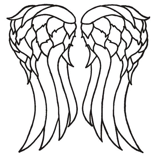 17 Best Images About Angel Wings On Pinterest Clip Art