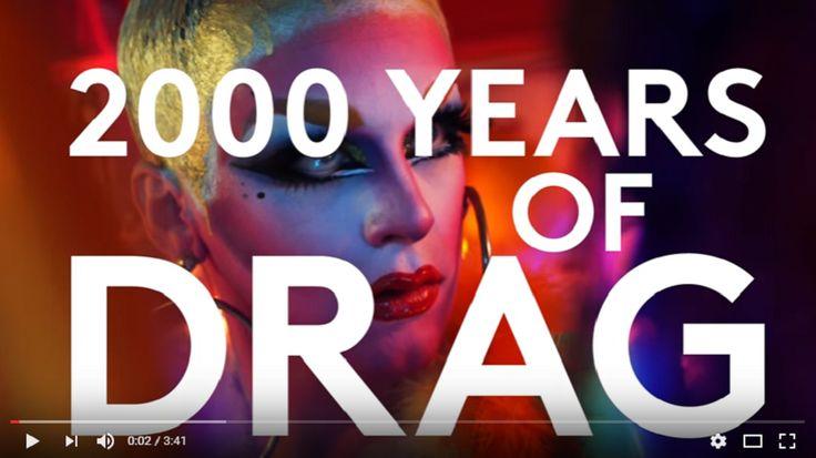 Vavven Drag Queen History    #Vavven #BeMore #DragQueen #Choice #DragQueenHistory #CrossDressing #Drag #GenderBender #GenderBending #JulianEltinge #BeardedWomen #StonewallRiots #Stonewall