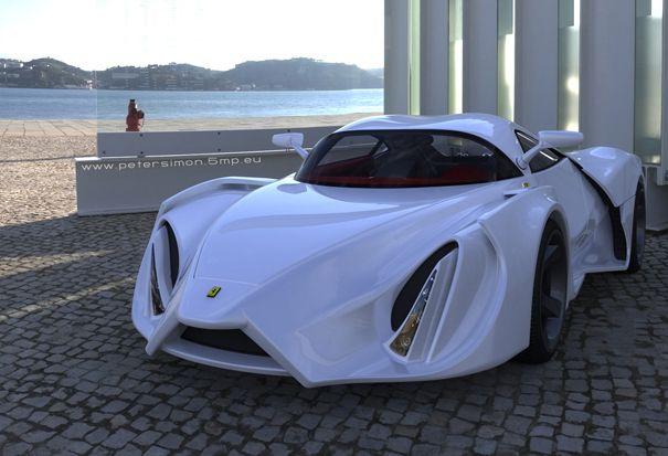 Ferrari Enzo Concept