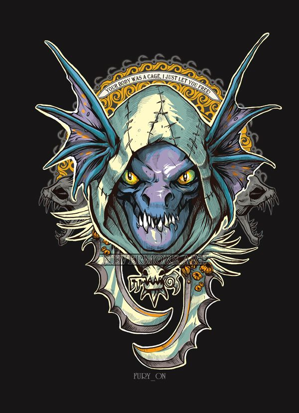 Slark by FuryOn1989 on DeviantArt