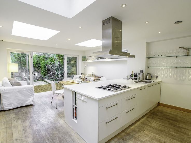 Moderna casa vacanza con giardino a #Londra, #Hammersmith & #Fulham