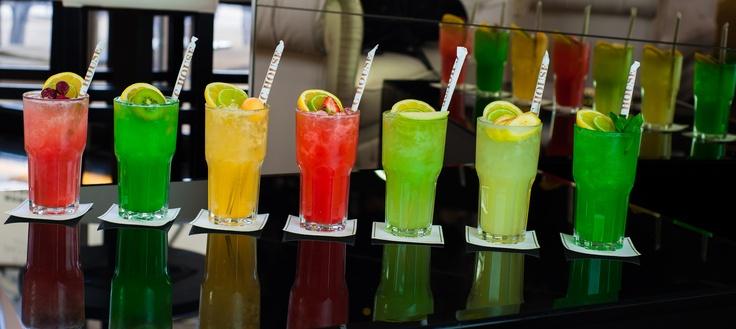 C House Refreshments!