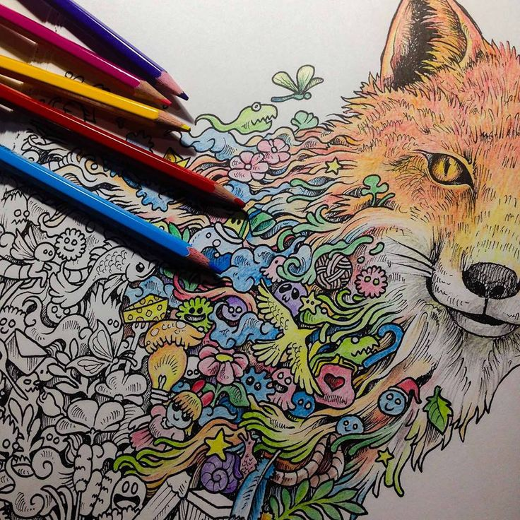 97 Best Coloring Books And Pages Images On Pinterest