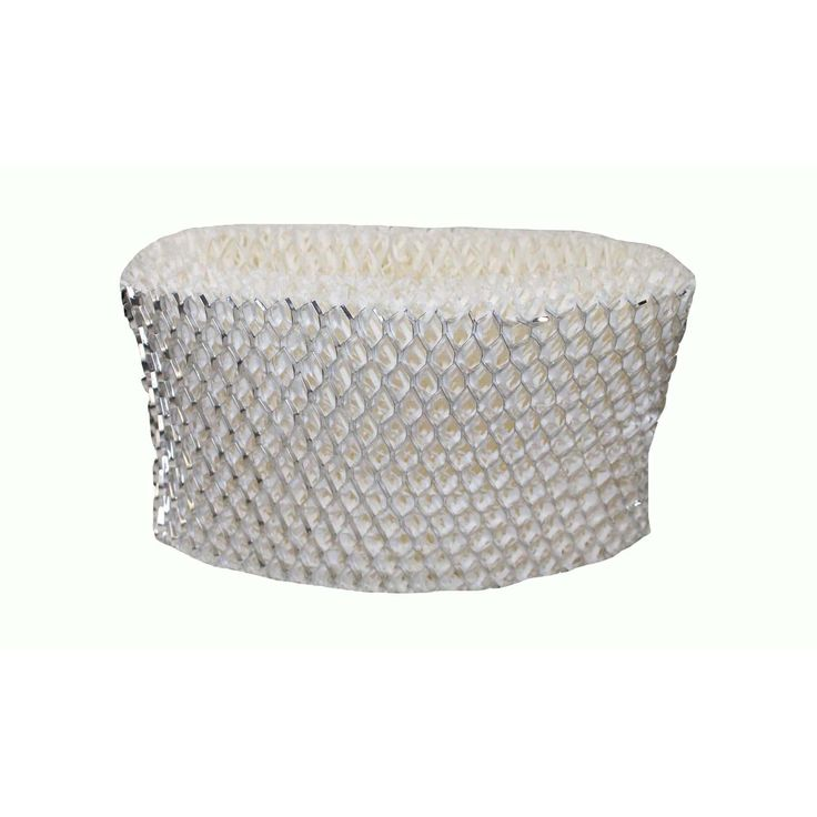 Crucial Honeywell-compatible HAC-504AW Humidifier Filter (humdifier filter), White
