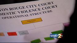 Domestic violence court to help convicts in Baton Rouge   WBRZ News 2 Louisiana : Baton Rouge, LA  