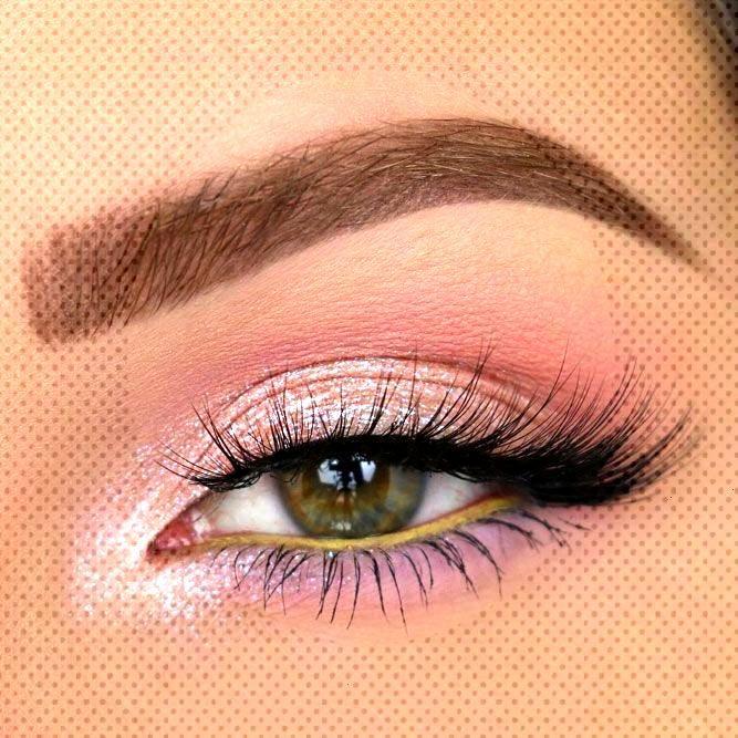 Maquillaje Ideas Ojos De Ideas De Maquillaje De Ojosyou Can Find Professional Makeup And More On Our Webs Pink Eye Makeup Makeup Artist Jobs Makeup Near Me