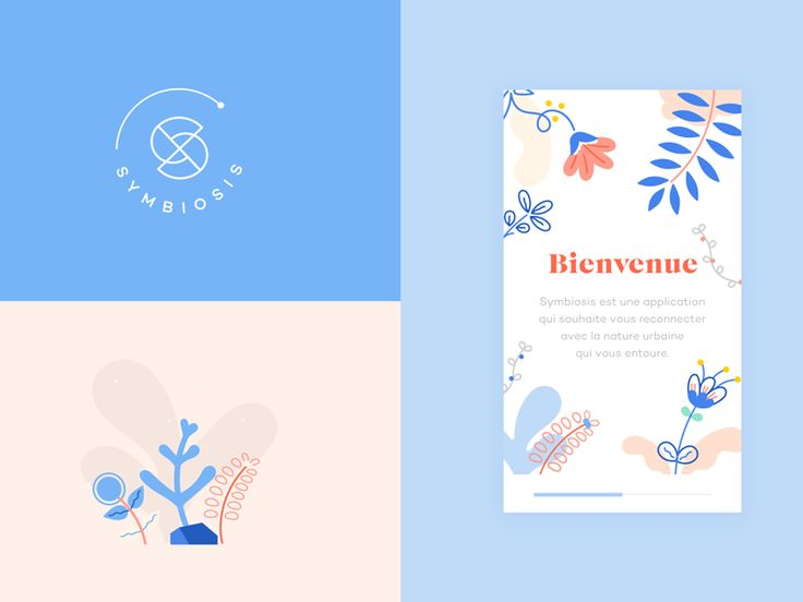 Symbiosis App by Victoire Douy
