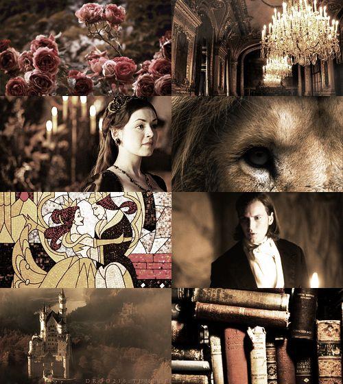 Certain as the sun, rising in the east   Sarah Bolger as BellePatrick Wilson as Prince Adam