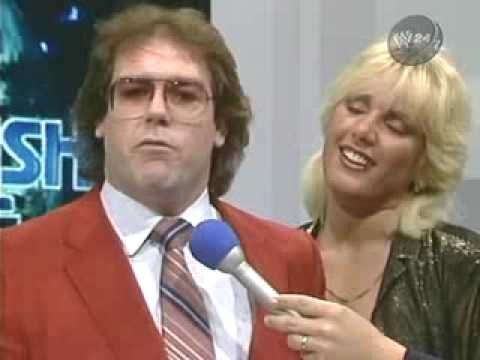 "Tully Blanchard Nickla ""Baby Doll"" Roberts - The Perfect 10"