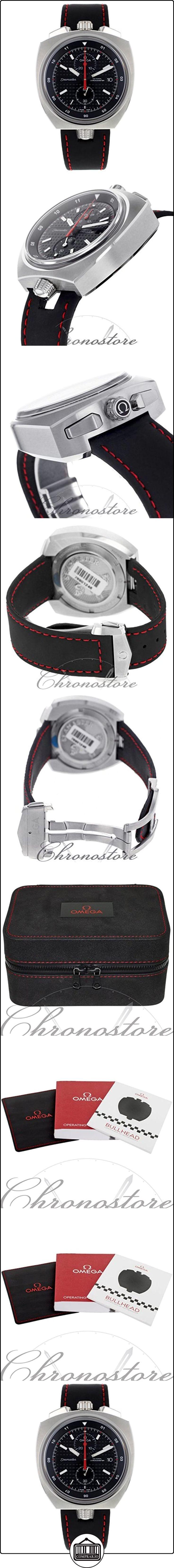 Omega Seamaster Bullhead coaxial Cronógrafo 225.12.43.50.01.001Reloj para hombre  ✿ Relojes para hombre - (Lujo) ✿
