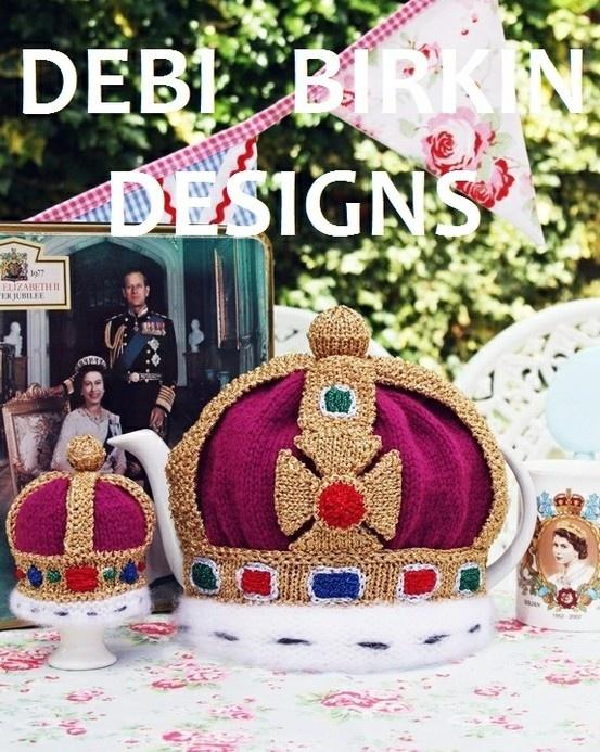 Mejores 17 imágenes de Debi Birkin Knitting Patterns en Pinterest ...