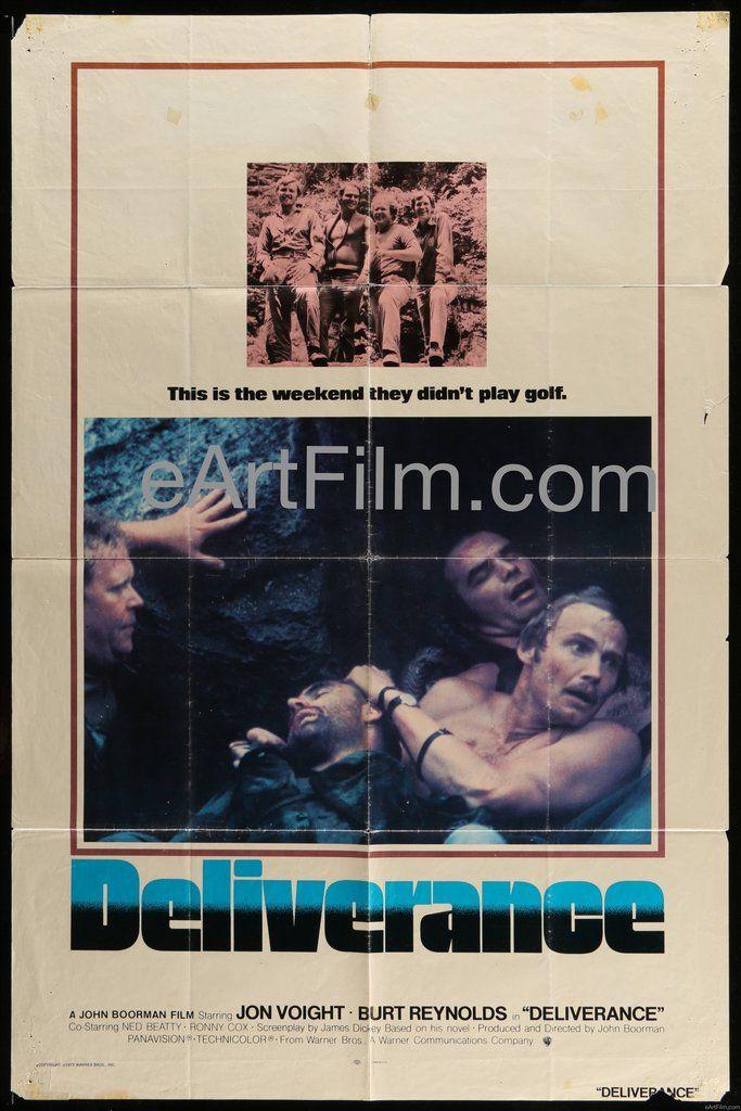 #HappyBirthday #JamesDickey https://eartfilm.com/products/deliverance-1972-27x41-jon-voight-burt-reynolds-ned-beatty-john-boorman #writers #writing #screenwriters #screenwriting #screenplay #Deliverance #movies #film    Deliverance-1972-27x41-Jon Voight-Burt Reynolds-Ned Beatty-John Boorma | eArt/Film
