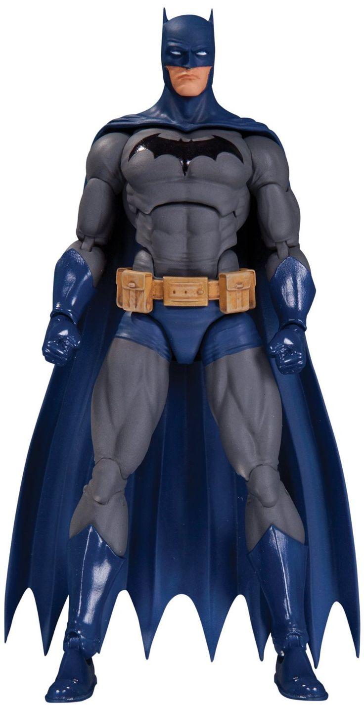 Amazon.com: DC Comics Icons: Batman Last Rights Action Figure: Toy: Toys & Games