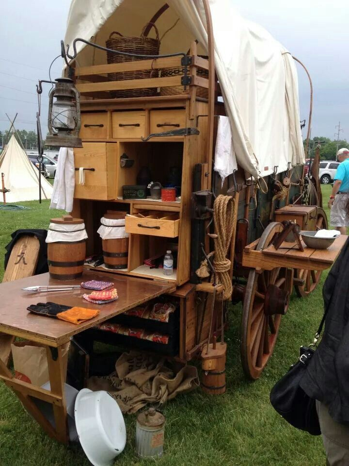 110 Best Chuck Wagons Images On Pinterest Camping Kitchen Gypsy Caravan And Outdoor Cooking