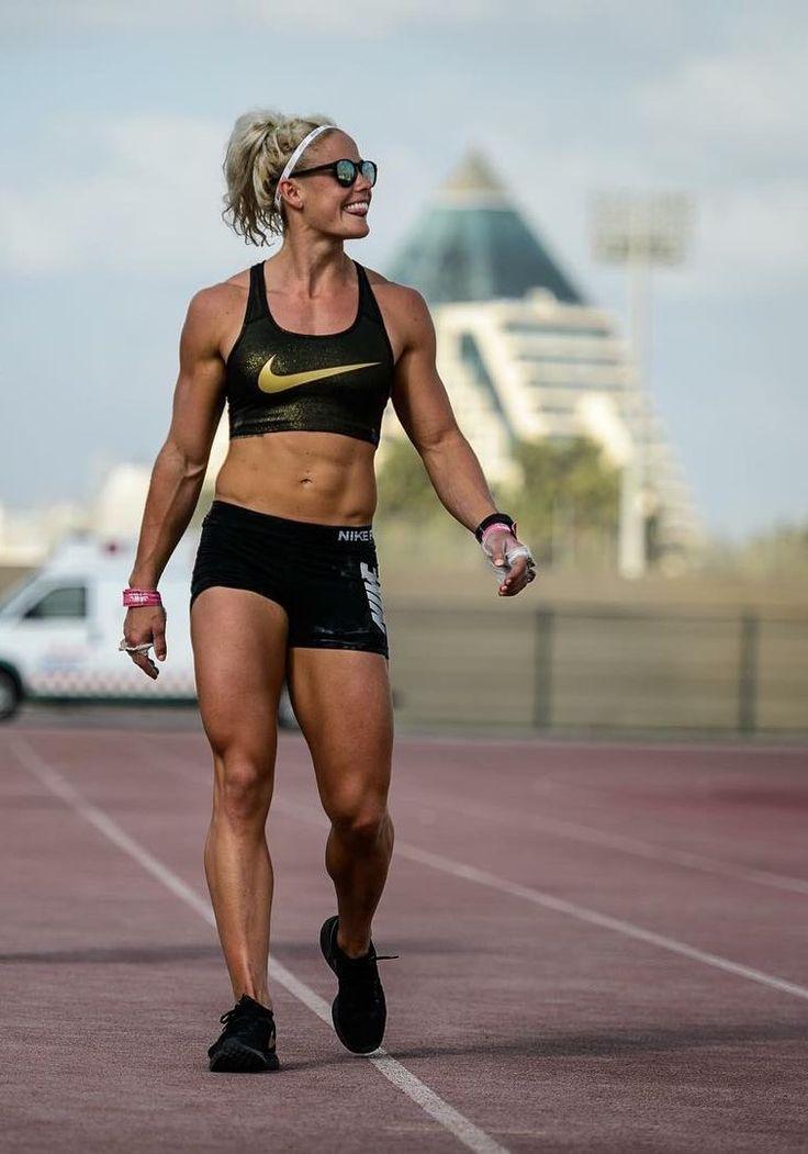 Sara Sigmundsdottir: NIke Training
