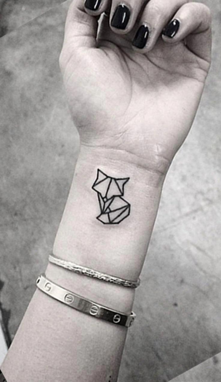 Small Wrist Tattoo With Meaning Smallwristtattooformenunique Small Tattoos Small Geometric Tattoo Wrist Tattoos For Guys
