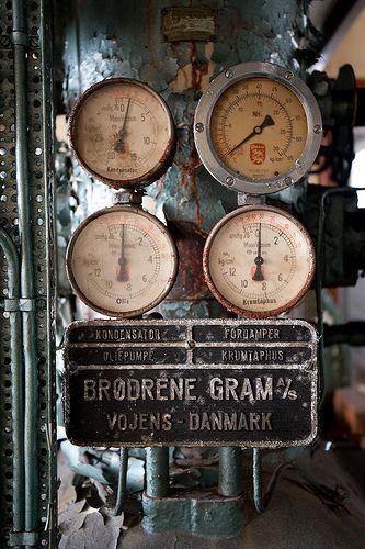 Industrial ruin, #Denmark