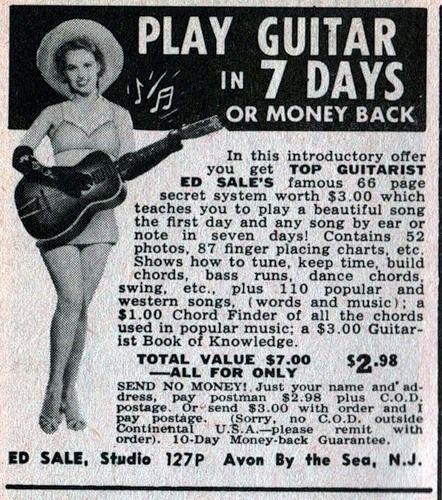 Aprenda guitarra en 7 días!!