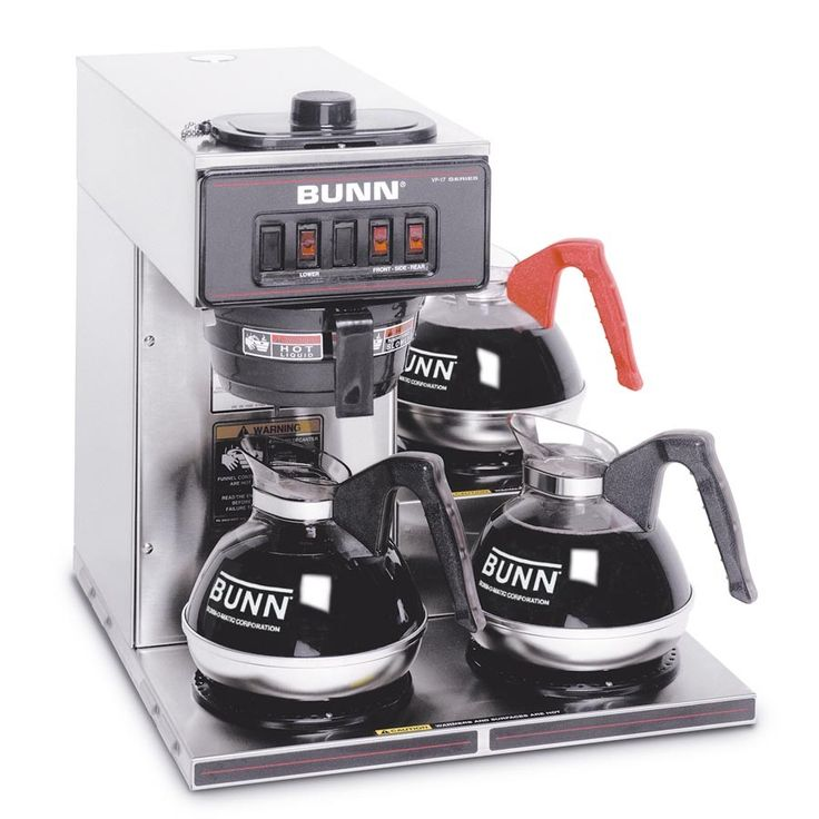 Commercial Bunn Coffee Maker And Bunn Coffee Pot Great Performance