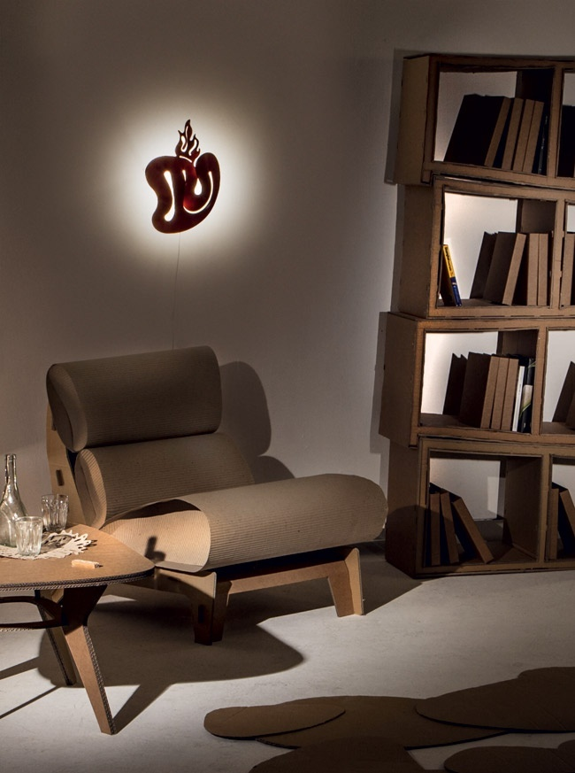 """""""CASA SLAMP"""" BY THE DESIGNERS OF SLAMP, DRAWING WITH LIGHT ON PAPER - http://www.lanciatrendvisions.com/en/article/casa-slamp-by-the-designers-of-slamp-drawing-with-light-on-paper"""