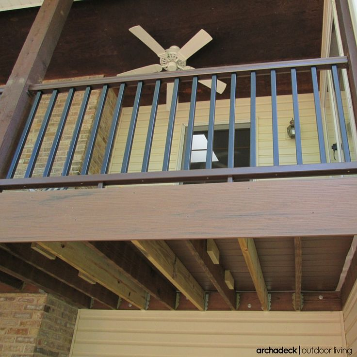 68 best images about second story deck ideas on pinterest for Second story deck cost