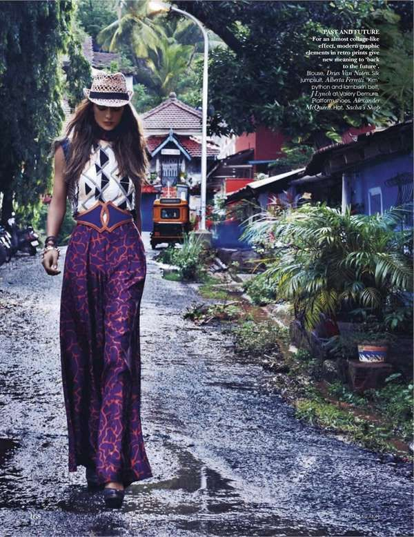 Tribal Teen Pictorials - The Lost Rebels Editorial by Danny Nguyen is Nomadic (GALLERY)