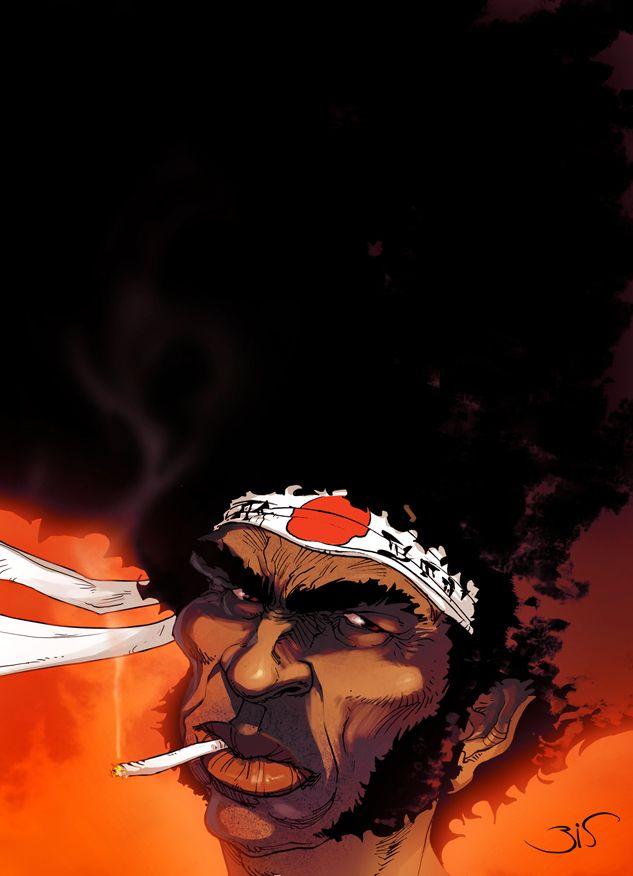 Afro Samurai - Christophe Regnault