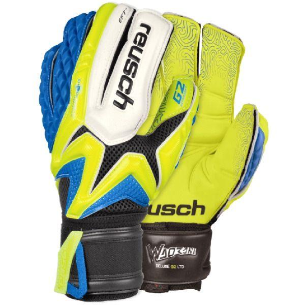 0a97cfb843 Reusch Waorani WC Deluxe G2 LTD Goalkeeper Gloves - model 3470908 ...