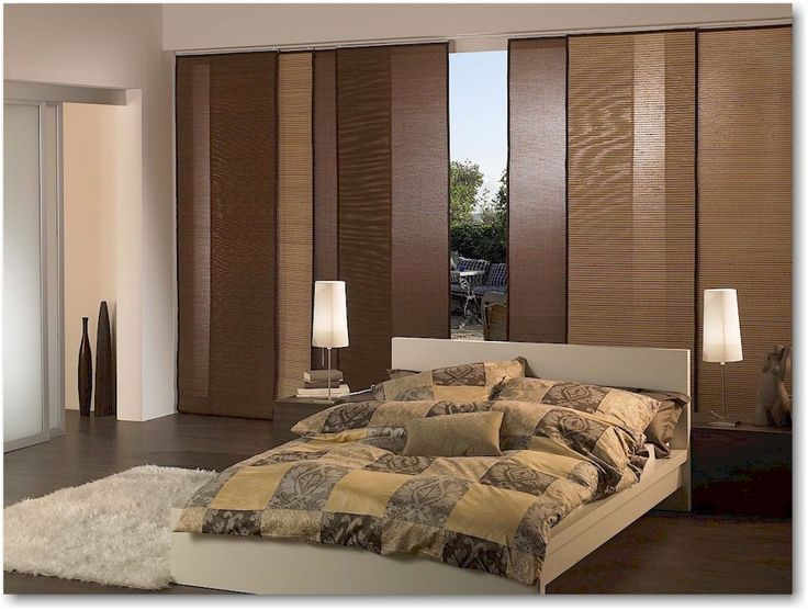 Panel Track Sliding Window Treatments Are Available From The Blind Alley In  Bellevue, Washington.