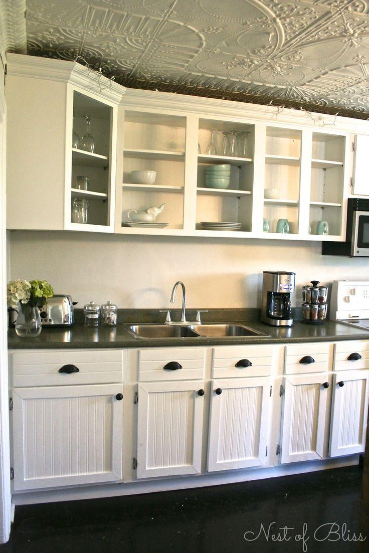 DIY Budget Kitchen Makeover
