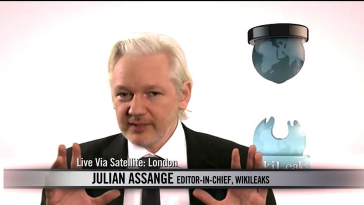 Julian Assange told a huge WikiLie about the DNC emails on national TV