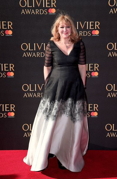 Sonia Friedman attends The Olivier Awards 2017 at Royal Albert Hall on April 9, 2017 in London, England.