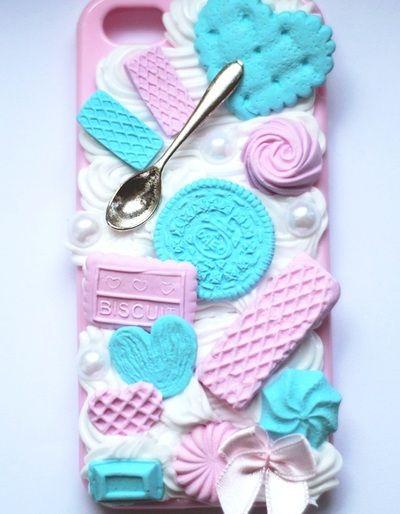 Słodka obudowa (iphone 5), Etui i pokrowce
