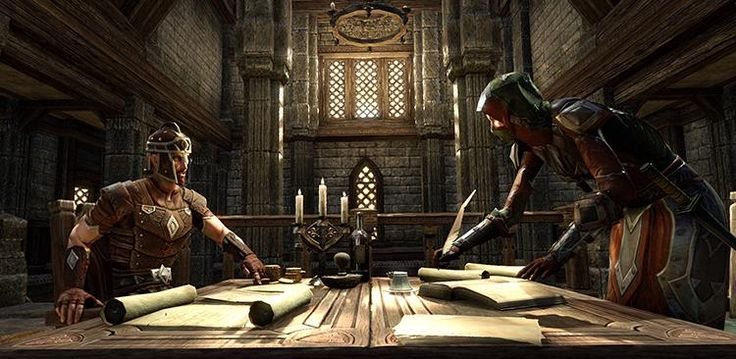 ZeniMax Online Studios just revealed the PC and Mac system requirements for the new Elder Scrolls Online. Find out if your computer has got power to run it.