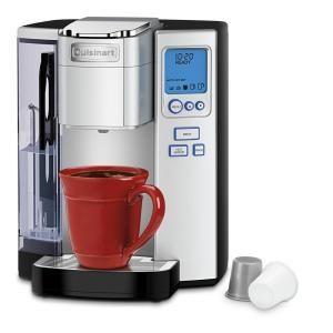 Cuisinart Premium Single Serve Coffee Brewer-SS-10 - The Home Depot