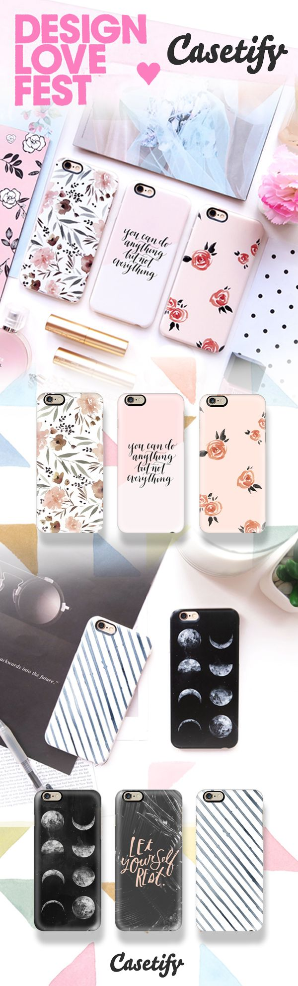 As a company, one of our main objectives has always stayed the same: to support our growing creative community by producing great products.    This opportunity allows us to cross paths with like-minded brands which is why we are excited to announce our exclusive collaboration with @designlovefest and their #DressYourTech artists.  Available for the NEW iPhone 6S/6S+. #DLFCasetify