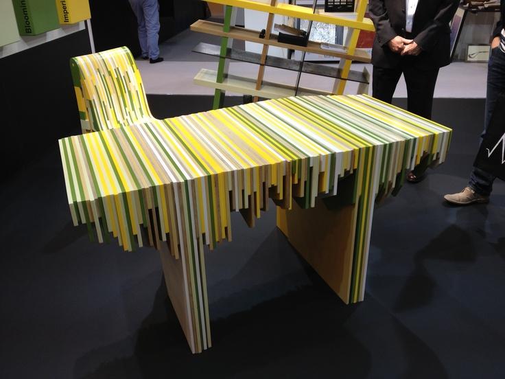 Coriander off cut table @ 100% Design: Cut Tables