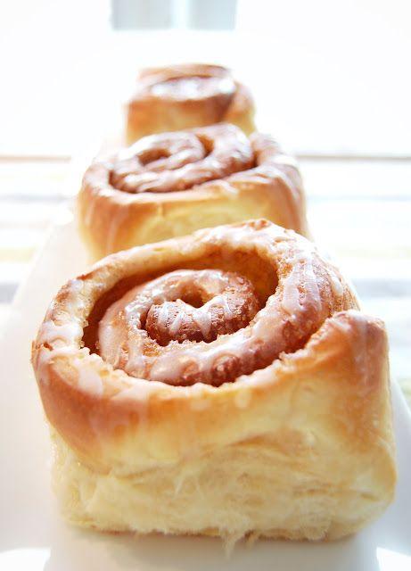 A l'heure du brunch: Cinnamon Rolls: les mythiques petits pains à la cannelle