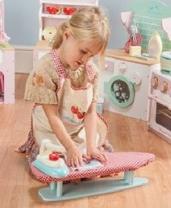 Ironing Set $39.95 #sweetcreations #kids #babies #toys #play #roleplay