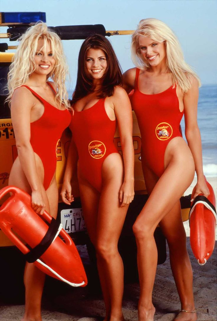 #Baywatch, my favorite tv-show in the late 80's, early 90's.