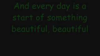 Matt Nathanson - All We Are Lyrics, via YouTube.