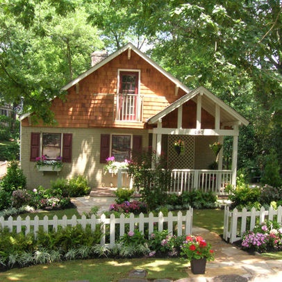 Small Front Porch Ideas   Front Porch Curb Appeal Design Ideas, Pictures, Remodel, and Decor