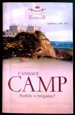 Leggo Rosa: NOBILE O BRIGANTE? di Candace Camp