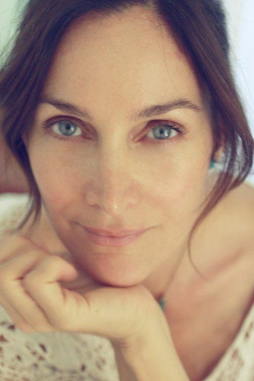 """on grace, ritual and """"Annapurna Living"""" with Carrie-Anne Moss"""