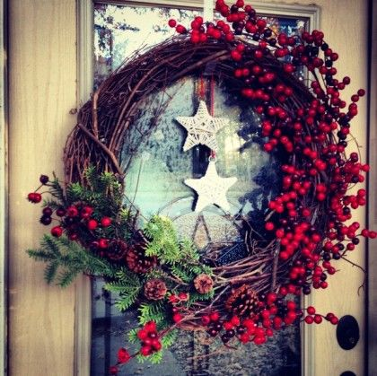 Ideias de decoração de Natal   Faça você mesmo!