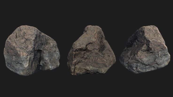 Photorealistic Stones Pack - Asset Store