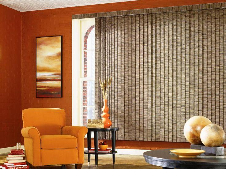 Choosing Best Vertical Window Blinds Ideas