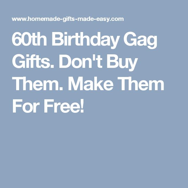 free gifts for birthdays